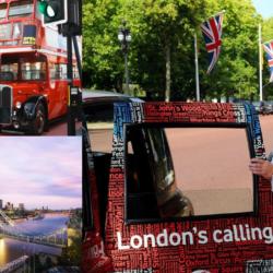 Tur til London med Marvin Wiseth 15.-19. april 2018