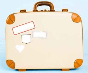 Seniorferden - kofferten