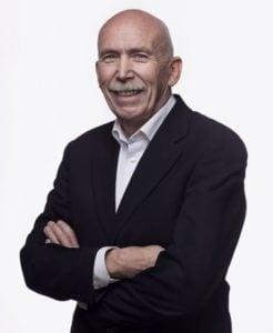 Medisinprofessor Jan Hoff