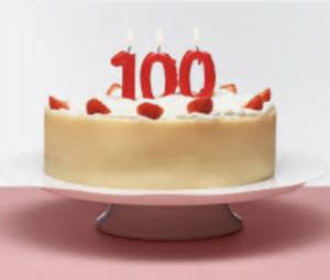 Hundreårsgratulasjon